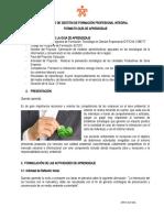 1 Guía de aprendizaje medio ambiente, promover