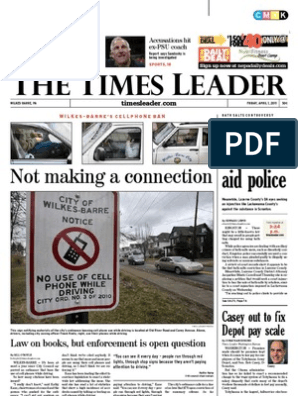 871293c0882fb Wilkes-Barre Times Leader 4-1 | Luzerne County | Wilkes Barre