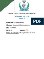 Clase 4-Romero Alejandra-Historia y Politica de La Educacion.