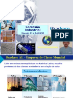 Corrosão Industrial  11 à 14 09 06