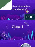 Clase 1 Artes, 11 de mayo