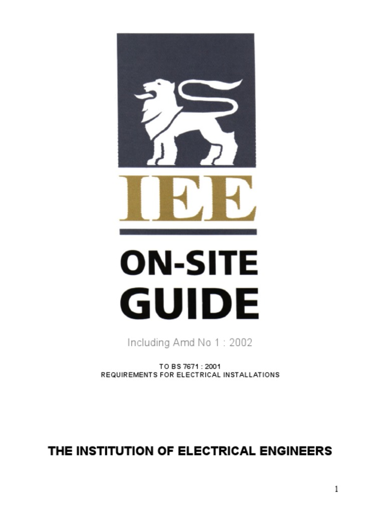 Iee on site guide fuse electrical switch keyboard keysfo Choice Image