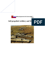 Military Equipment Of The Former U.S.S.R. - Self-Propelled Artillery And Mortars