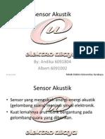 Sensor Akustik