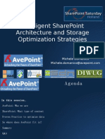 Intelligent SharePoint Architecture and Storage Optimization Strategies