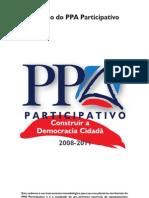 PPA_PARTICIPATIVO_2008_-_2011