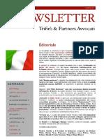 Newsletter T&P N°45