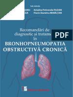 Recomandari de Diagnostic Si Tratament in Bronhopneumopatia Obstructica Cronica 2019