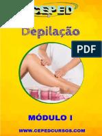 Apostila Depilação - Módulo I-1
