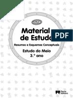 EM 3ºANO - MATÉRIA DE ESTUDO