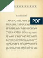 Studi Trentini, 1920 - Incominciando