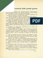 Studi Trentini, 1920 - Notizie e documenti della grande guerra