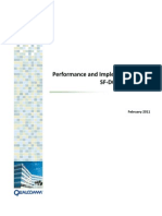 2011 Qualcomm, Performance and Implementation of SF-DC Aggregation
