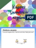 Capítulo 4 - Lugares Geométricos Caio
