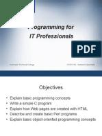 programming4ITpros