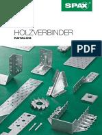 SPAX-Holzverbinder-Katalog