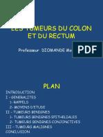 Tumeurs Colon Rectum 2019final