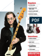 Bass Guitar Magazine Issue 65