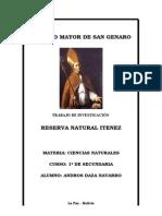 RESERVA NATURAL ITENEZ