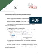 Módulo Life Cycle Cost (LCC)