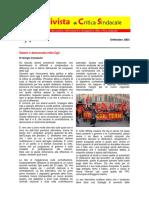 Rivista Critica Sindacale2005_09
