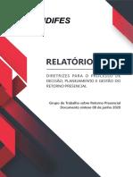 ANDIFES GT retorno presencial_relatorio final_08 jul 2020