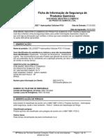 documento pro relatorio de validação