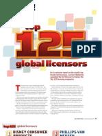 License Global List 2009
