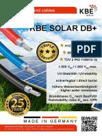 New_brochure KBE Solar DB+ incl. TÜV certificate_1600060364