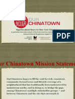 OurChinatown Introduction