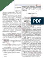 Establecen Que Presidentes y Presidentas de Las Cortes Super Resolucion Administrativa No 000256 2021 Ce Pj 1983035 3 Unlocked