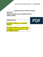 OHSAS 18002