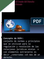 introduccion al Derecho INternacional Privado (1)