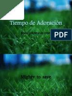 Tiempo A. Biblia (10-Marzo-2010)