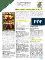Louvar o Senhor Jornal Semanal N653