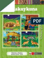 Willakuykuna historias y Relatos Quechua Central - Inicial