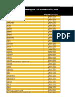Grafik Raboty Podrazdeleniy v Prazdnichnye Dni Grafik Priema i Vydachi Gruza 2019-04-23