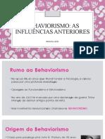 Behaviorismo