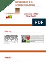 Clase 1-Introduccion a La Ingenieria Economica