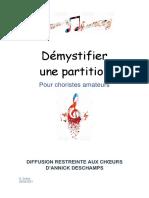 Demystifier Partition