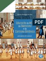 MST- 201 - Cláudio Roddrigues Silva