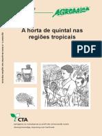 Agrodok 9. A Horta de Quintal nas Regiões Tropicais