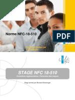 FORMATION sur_norme_nfc_18-510