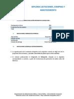 Evaluación Integrativa Sistema de Abastecimiento Parte 2- Desarrollo