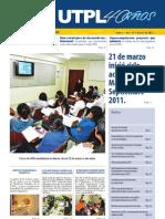 Informativo marzo 2011