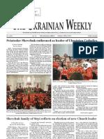 The Ukrainian Weekly 2011-14