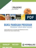 Buku Panduan Program Turun Berat Badan