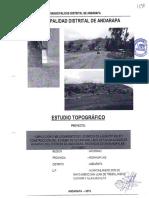 2.2 Estudio Topográfico