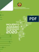 MADER Inquerito Agrario 2020