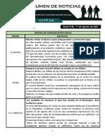 11-AGO-2021 RESUMEN DE NOTICIAS.